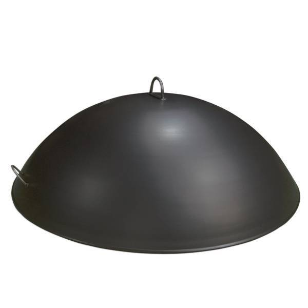 Fire Pit Dome Cover and other Metal Fire Pit Covers