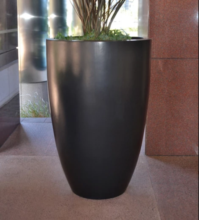 32 Quot Luxe Tall Planter Large Commercial Planters