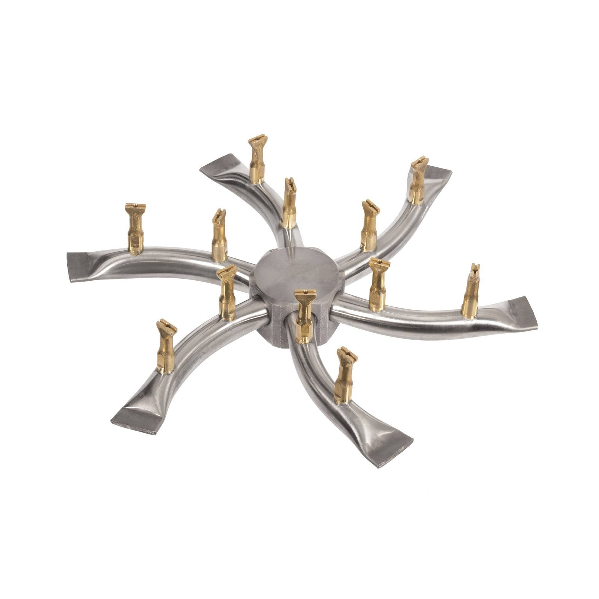 """8"""" Stainless Steel Bullet Burner 