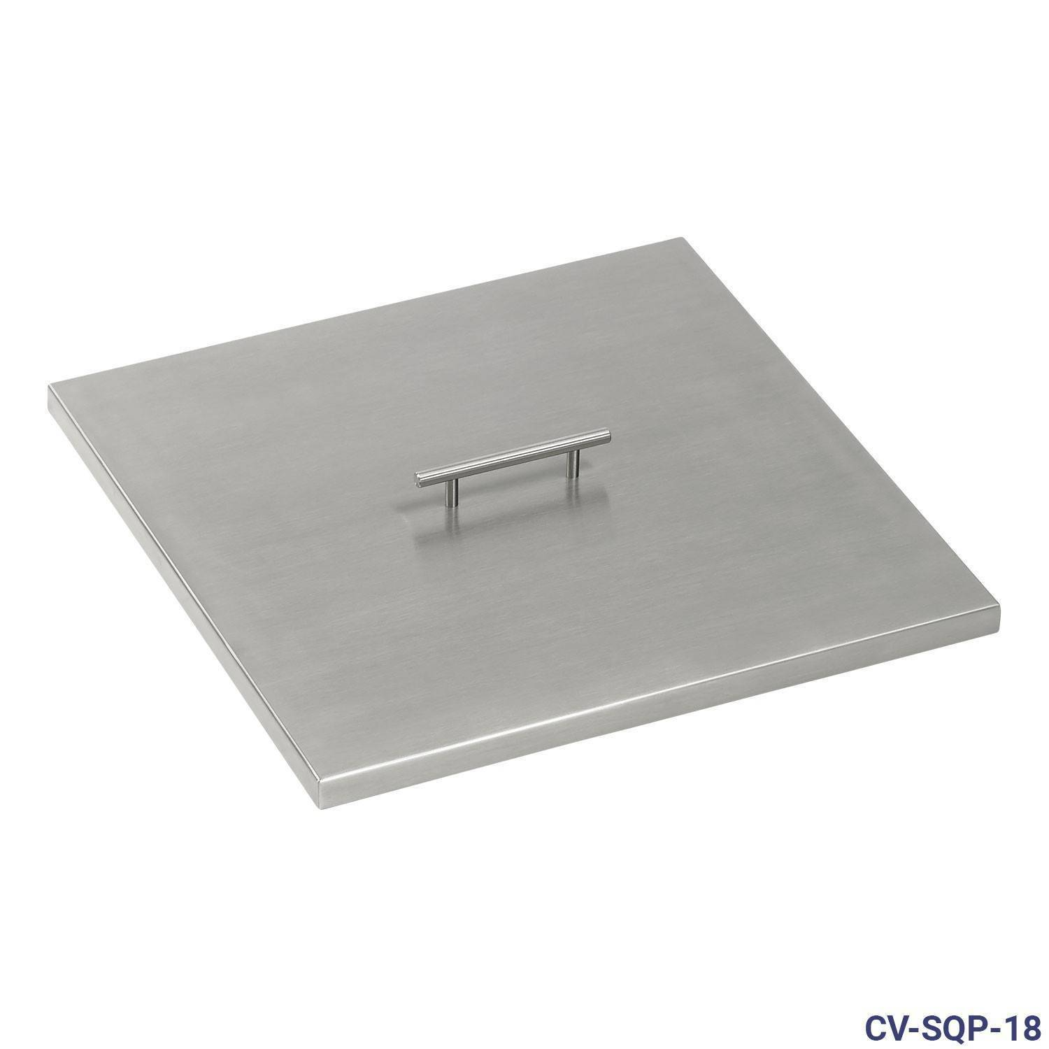 21 inch Stainless Steel Fire Pit Cover