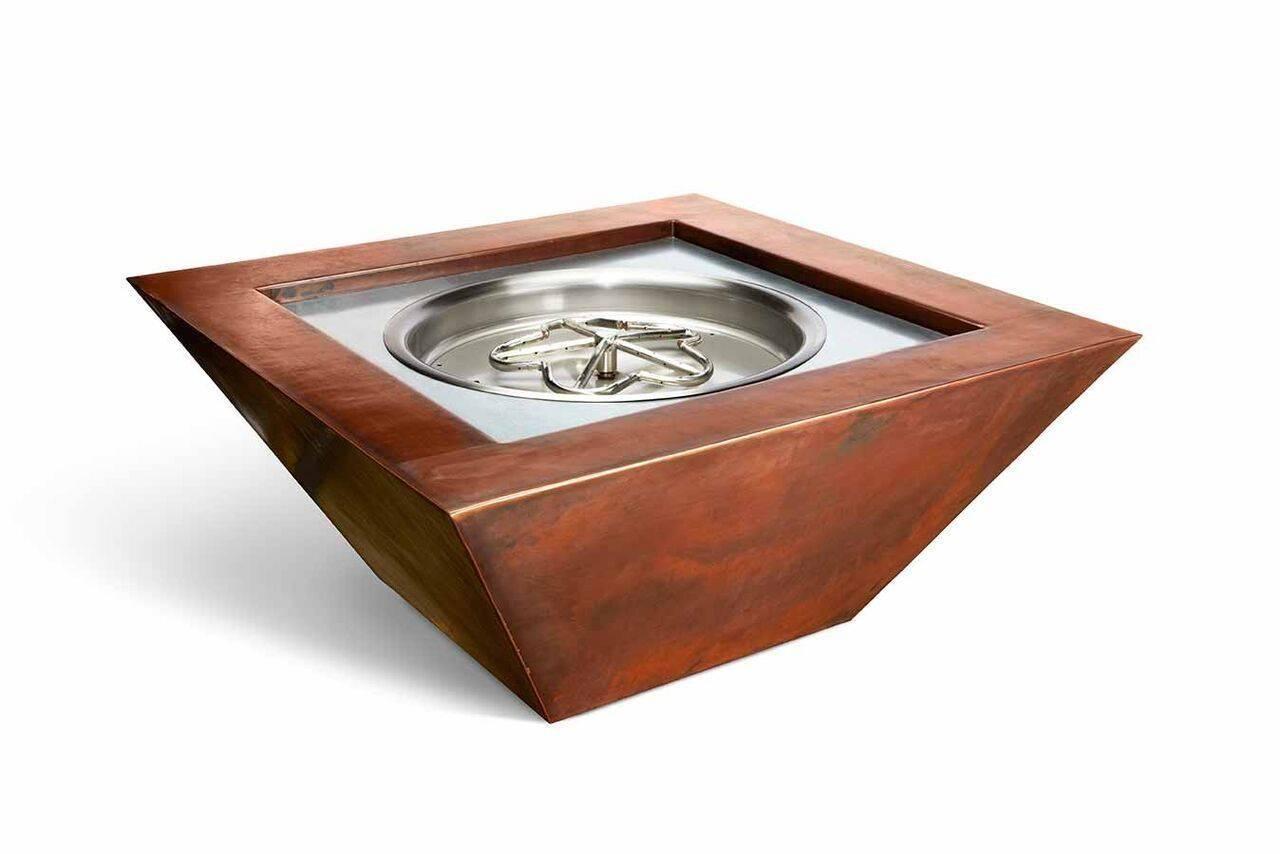 """36"""" Sierra Copper Fire Bowl"""