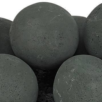 "Matte Black Lite Stone Ball Set 4"" Uniformed Sets | Starting at $150"