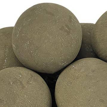 "Nutmeg Lite Stone Ball Set 4"" Uniformed Sets 