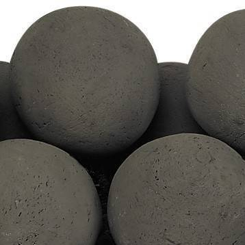 "Thunder Gray Lite Stone Ball Set 4"" Uniformed Sets 