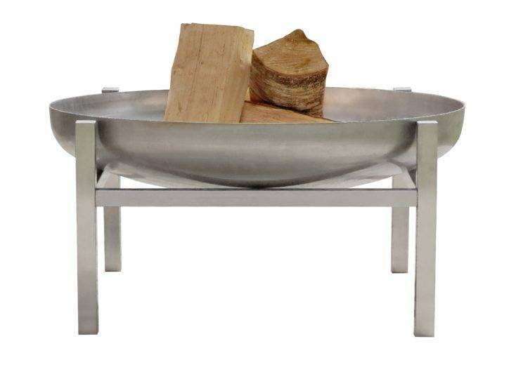 Parnidis Fire Pit Stainless Steel