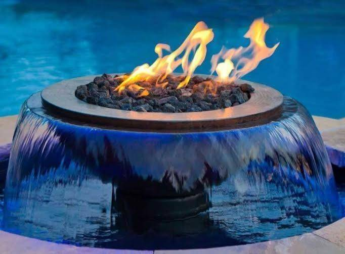 FIRE AND WATER - Evolution 360.