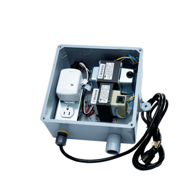 Battery Operated Remote Control Unit