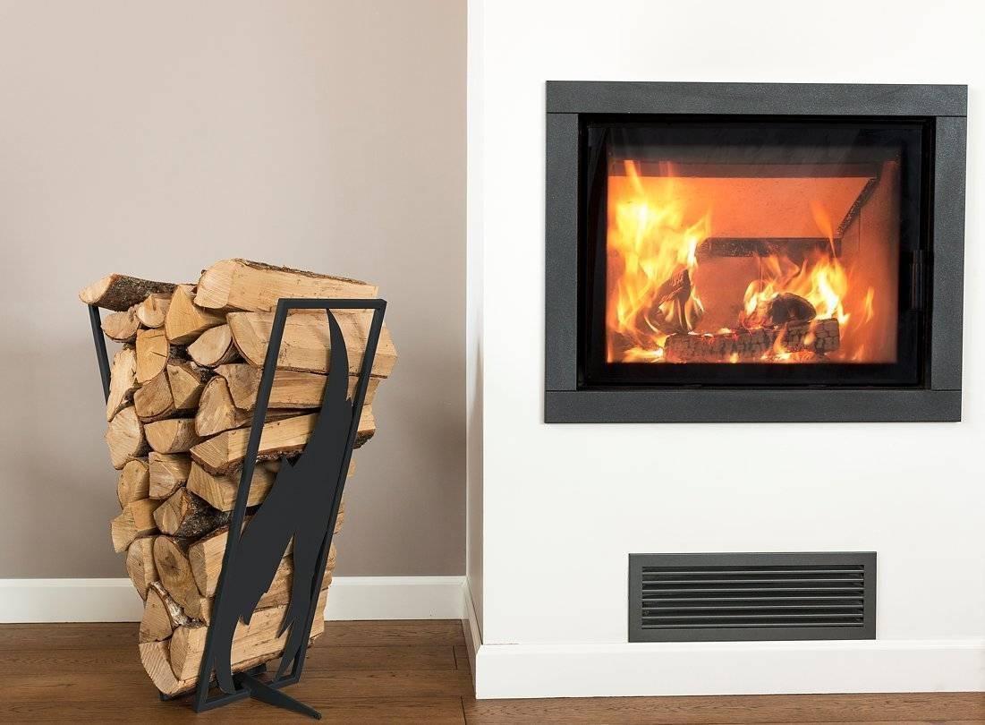 Flame Design Log Rack