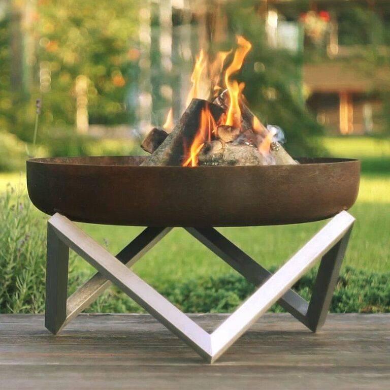Wood Fire Pit Memel | Medium
