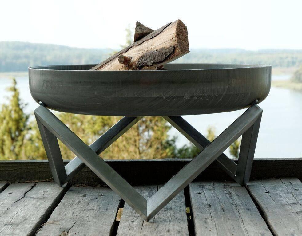 Wood Fire Pit Valentina | Small