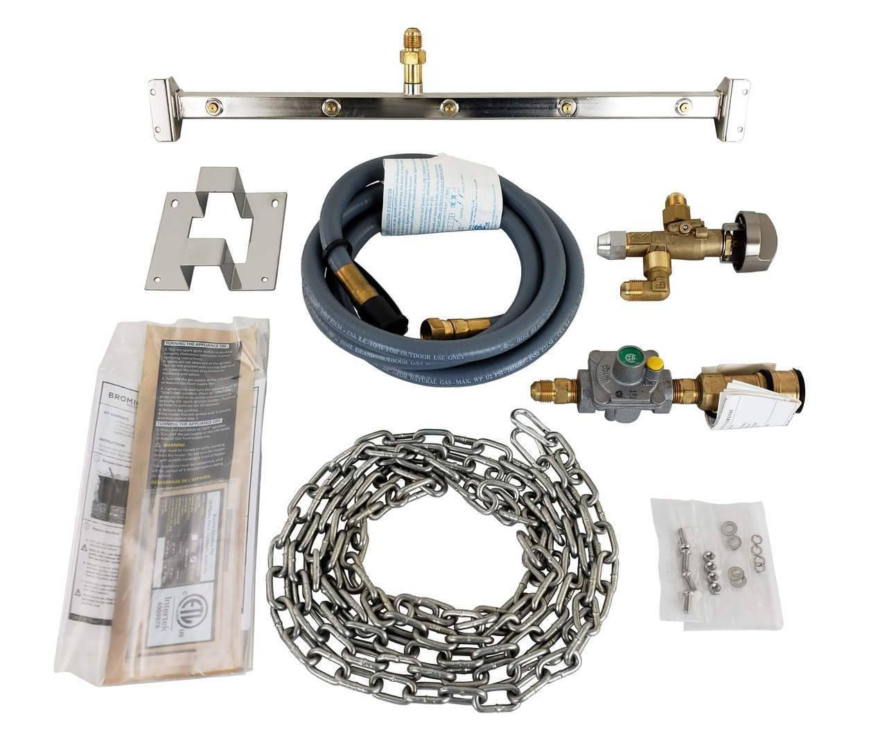 Natural Gas Conversion Kit for Bromic Portable Heater