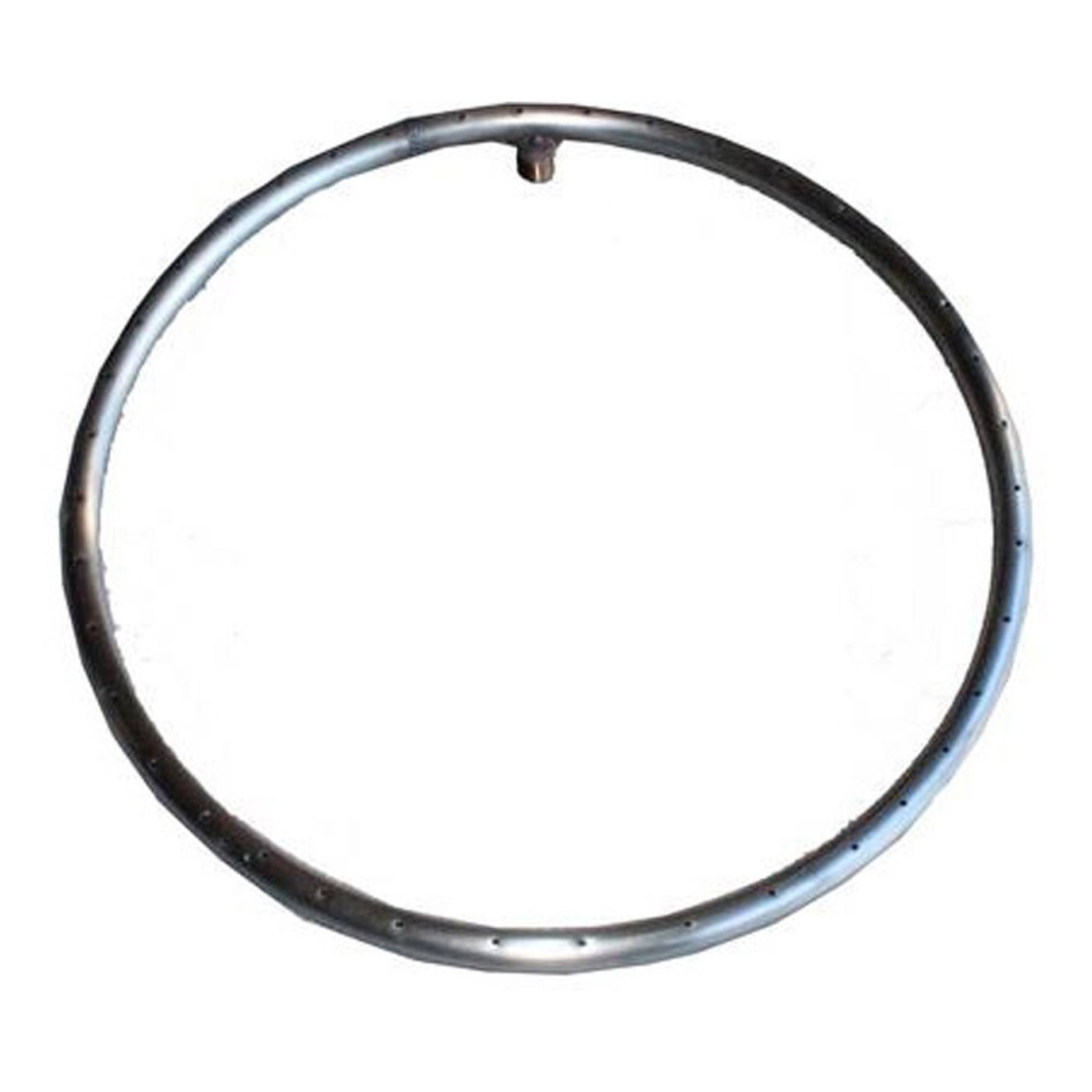 "24"" Single Ring Fire Pit Burner"