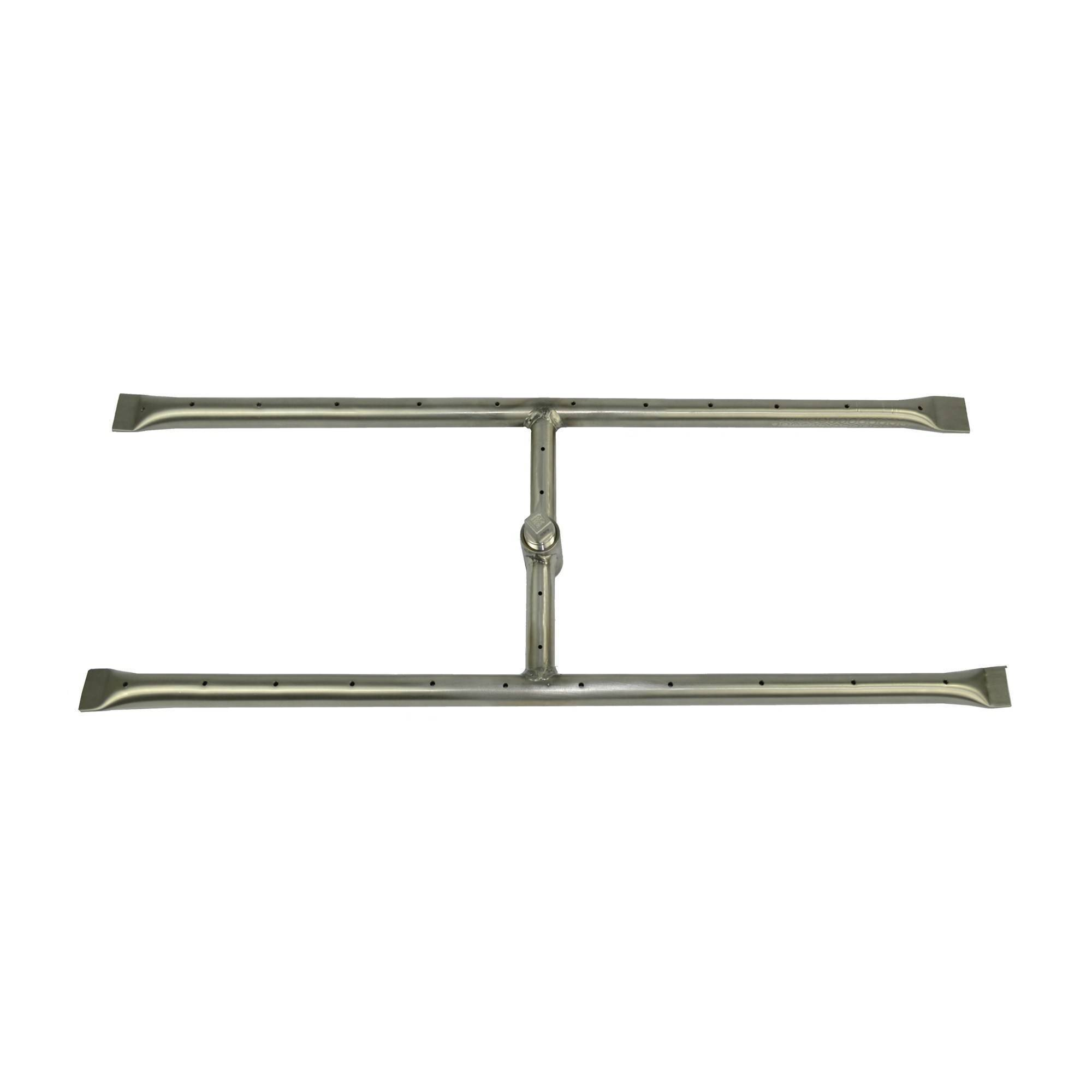 Linear Gas Fire Pit H Burner