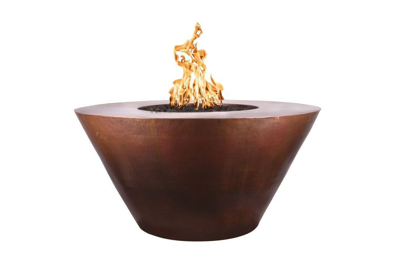 Pinnacle Copper Fire Pit Table | Starting at