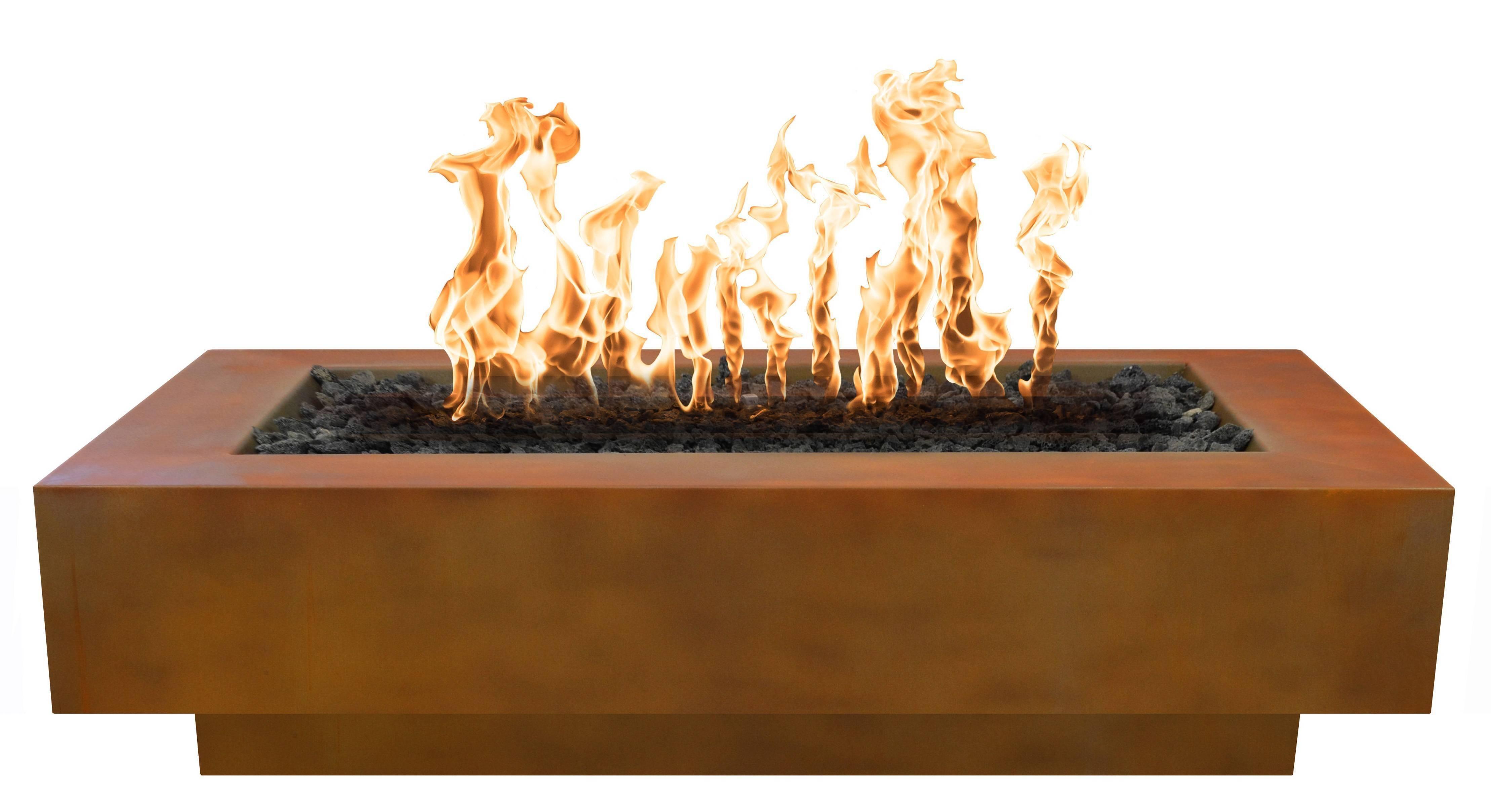 Steel Fire Pit - Monarch Corten | Starting at $2,440