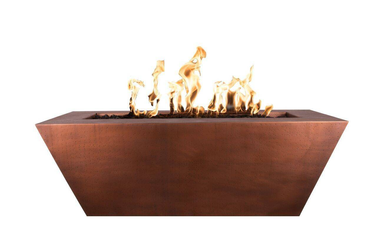 Samson Copper Fire Pit Table | Starting at $5,675
