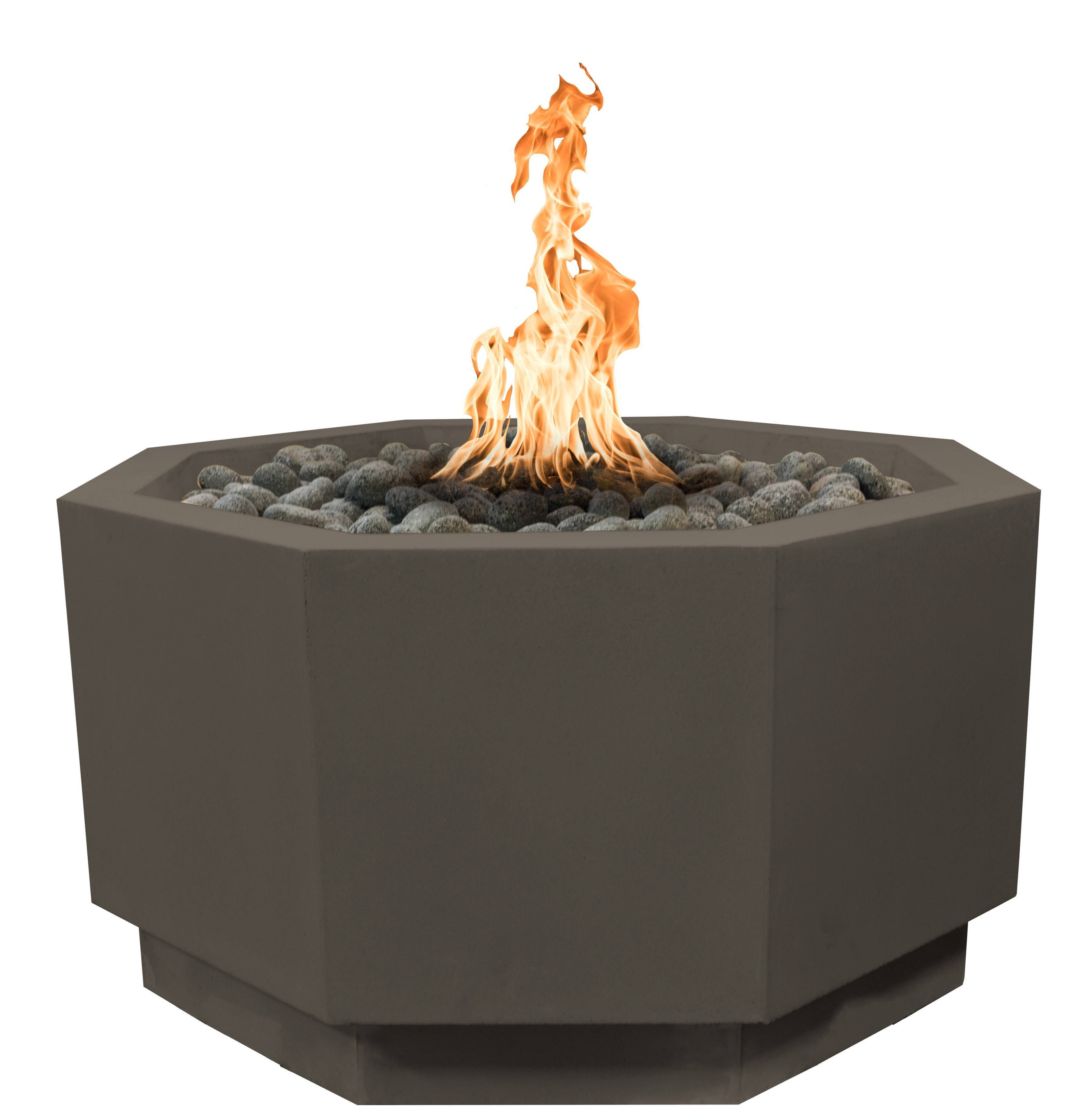 Octagon Fire Pit Table | Starting at