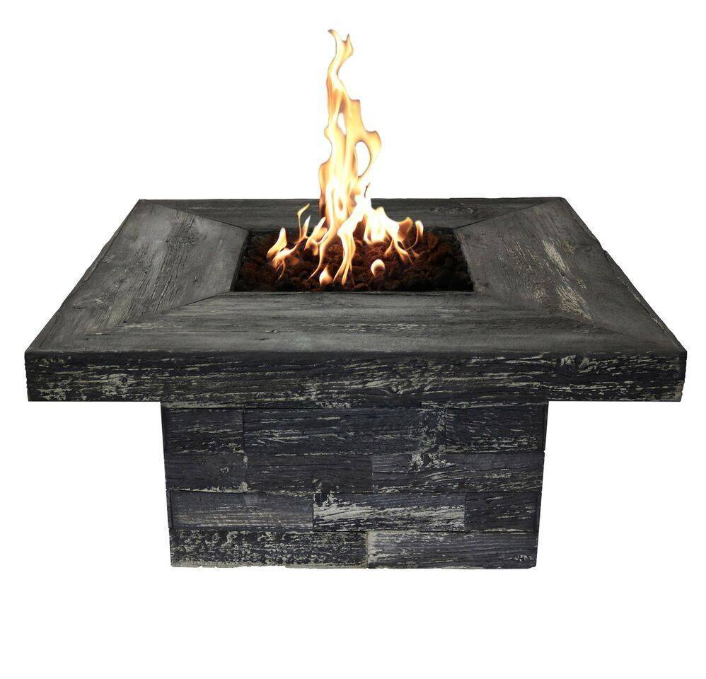 Malibu Concrete Fire Pit Table | Starting at $2,750