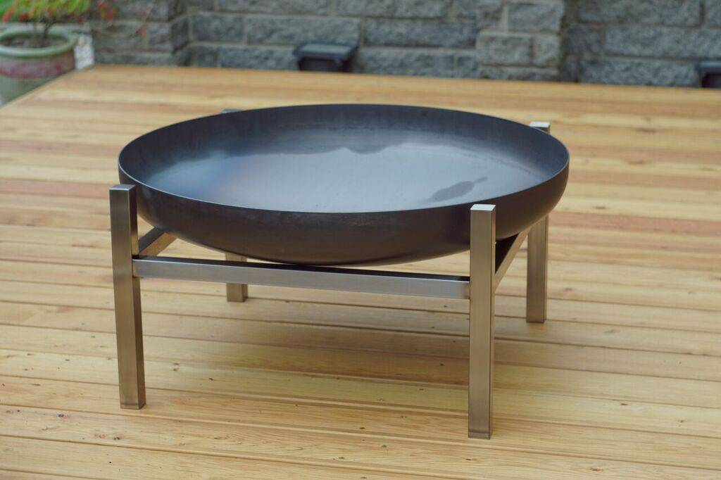 Wood Fire Pit Lucio | Large