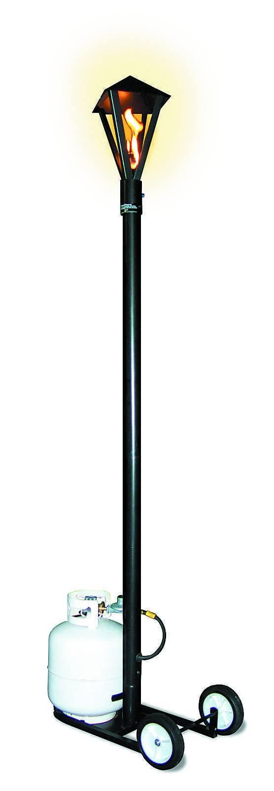 Portable Lantern Gas Tiki Torch