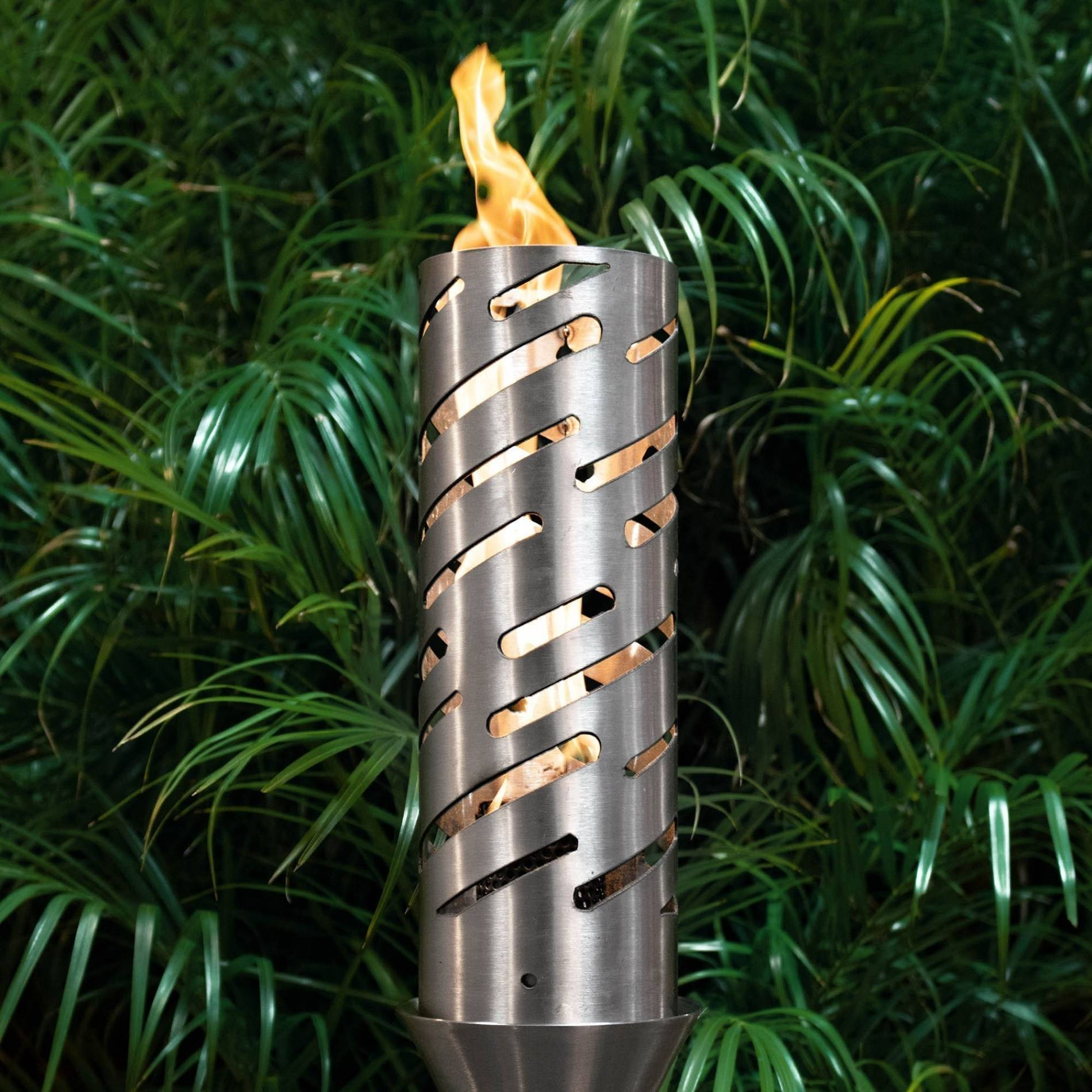 Shooting Star Gas Tiki Torch