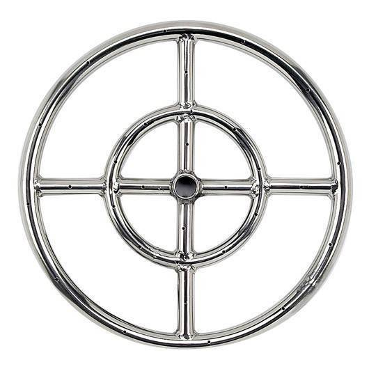 Gas Fire Ring 12""