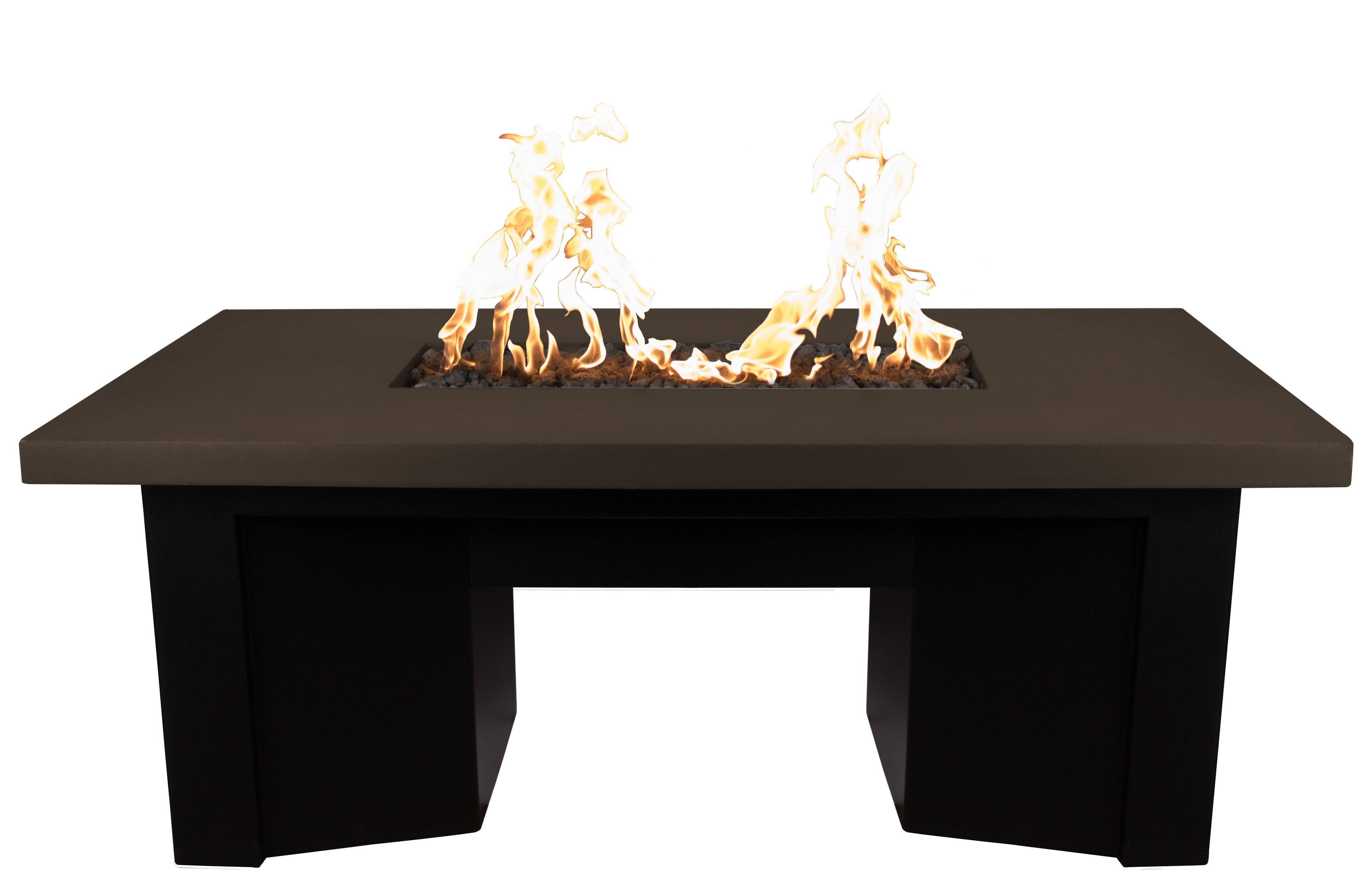 Saleen Concrete Fire Pit Table | Starting at