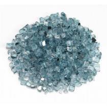 "1/2"" Azuria Reflective Fire Glass"