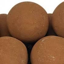 "Mesa Red Lite Stone Ball Set 4"" Uniformed Sets | Starting at $150"