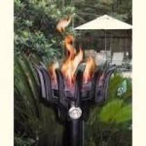 Malumai Gas Tiki Torch Lifestyle