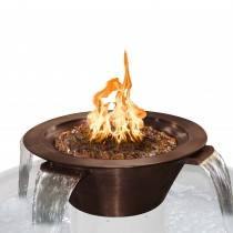 "30"" Cazo 4-Way Fire & Water Bowl"