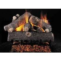 Ceramic Log Set Prestige Oak 24''