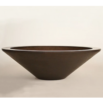 "60"" Essex Planter Bowl - Beechwood"