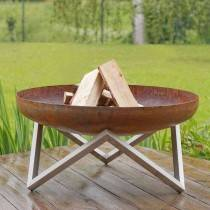 Wood Fire Pit Valentina | Large