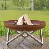 Wood Fire Pit Memel | Large