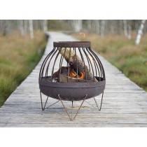 Wood Fire Pit Kiara