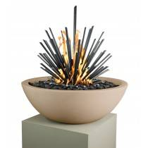Steel Desert Sticks - Sets Over Existing Burner | Starting at $850