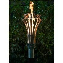Ancient Top Torch - Gas Tiki Torch