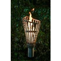Olympic Top Torch - Gas Tiki Torch