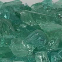 Polar Ice Fire Pit Glass