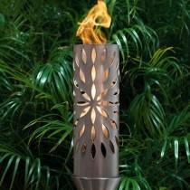 Sunshine Gas Tiki Torch