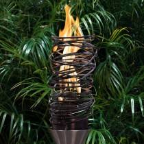 Tangled Gas Tiki Torch
