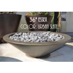 "36"" Essex Fire Bowl - Urban Slate"
