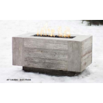 "48"" Catalina Wood Fire Pit - Ivory"