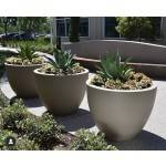48 inch Luxe Planter Bowls - Custom Color