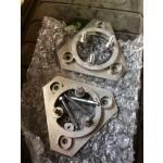 "5"" Custom Stainless Steel Mounting Bracket for Planter Bowls"