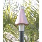 Gas Tiki Torches Copper Cone