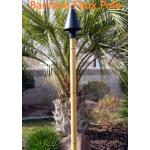 Faux Bamboo Tiki Torch