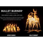 Bullet Burner Difference