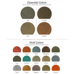 Computer Generated Concrete Color Sample Availability